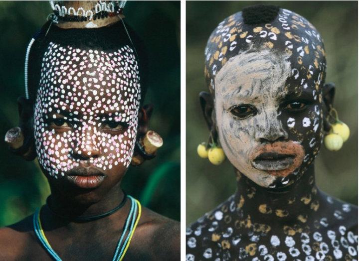 Ethiopian Tribal Fashion 7