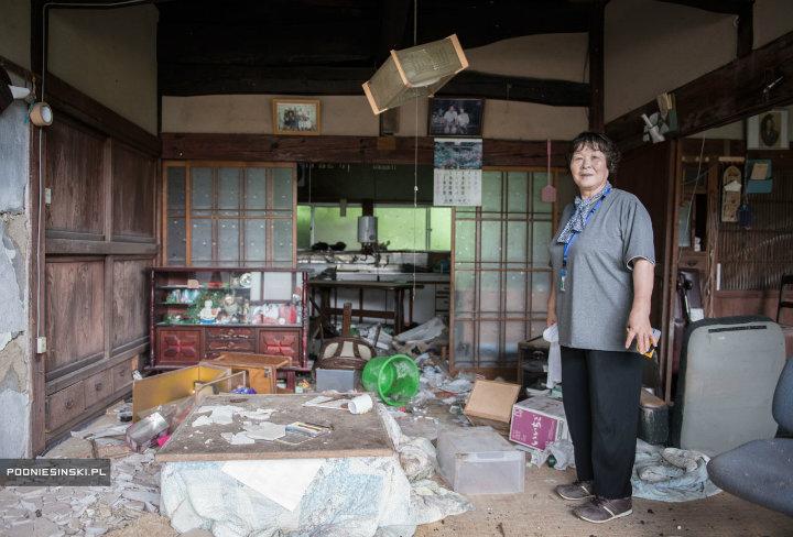 Beginilah Penampakkan Kota Fukushima Setelah 7 Tahun Terkena Bencana Nuklir