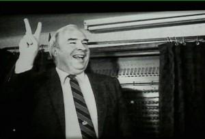 Budd Dwyer- Pennsylvania treasurer