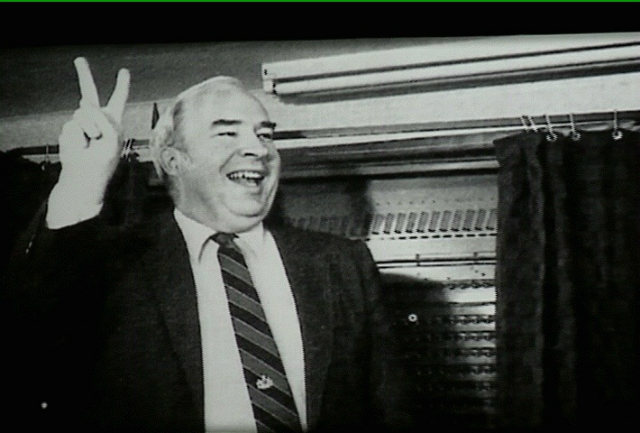 R.Budd Dwyer- Pennsylvania treasurer