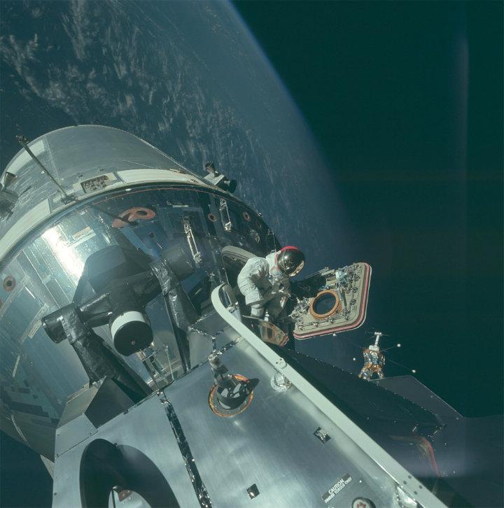 Apollo Spaceship
