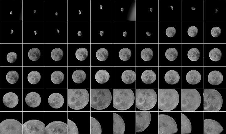 Nearing the Moon