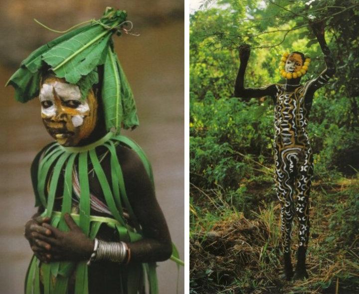 Ethiopian Tribal Fashion 5