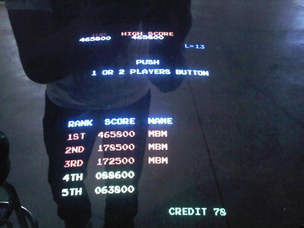 DK score