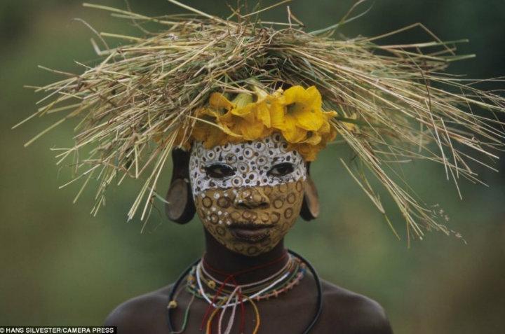 Ethiopian Tribal Fashion 2