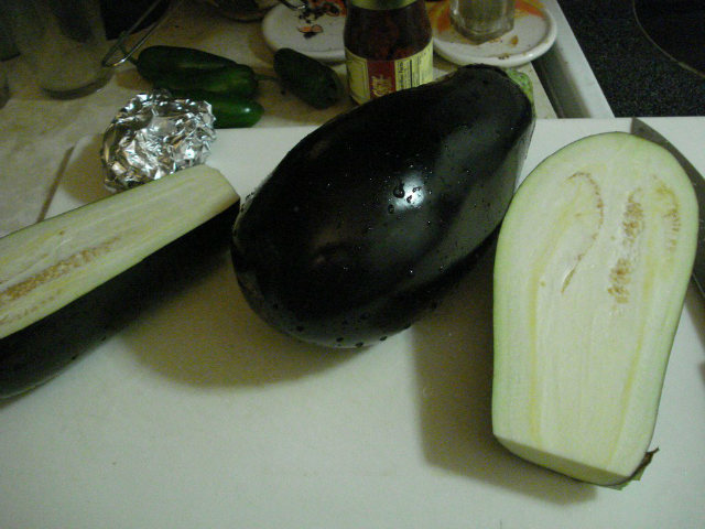 Domestication of Fruits and Vegetables, Modern eggplant