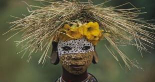 Ethiopian Tribal Fashion