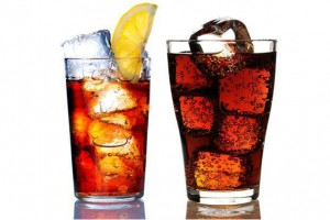 Drinking 2 more soda cans increases the risk of heart failure