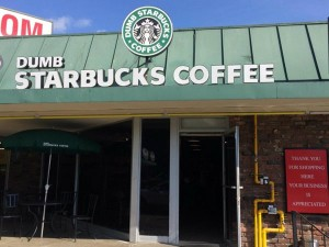 Random Fun Facts, Dumb Starbucks