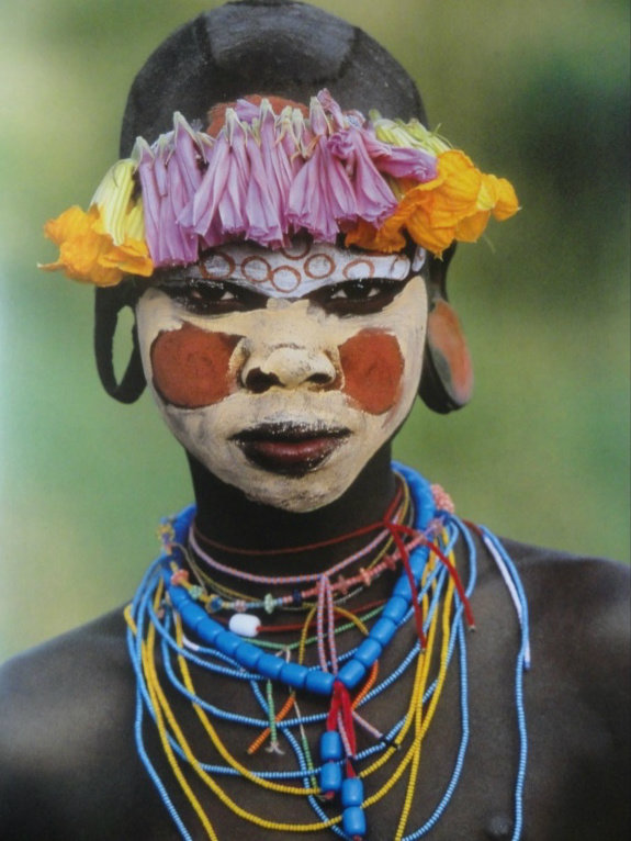 Ethiopian Tribal Fashion 12