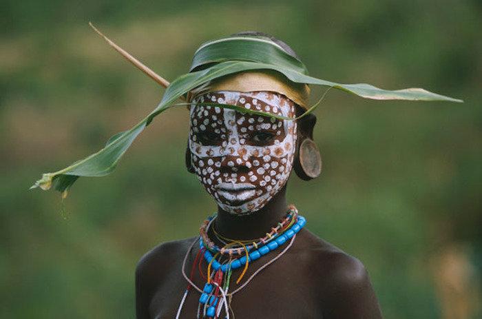 Ethiopian Tribal Fashion 1