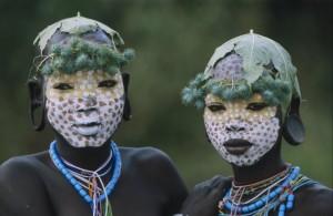 Ethiopian Tribal Fashion 6