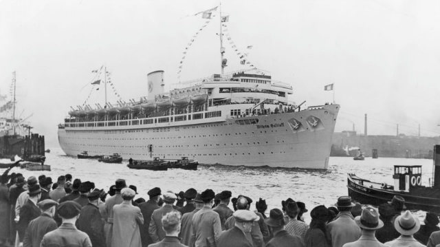 Wilhelm Gustloff- the ship that sunk with 9,343 people