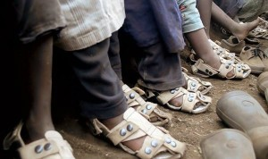 Shoes that grows has been immensely popular among the kids