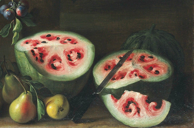 Domestication of Fruits and Vegetables, Wild Watermelon