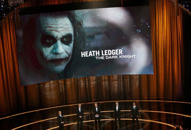 Heath Ledger won the very first major Academy Award for a superhero based film