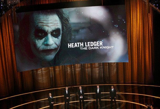 Heath Ledger won the very first major Academy Award for a superhero based film