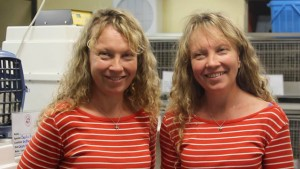 Bridgette and Paula Powers- The twins from Australia