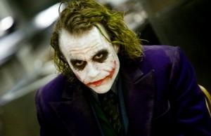 The Joker's Glasgow smile