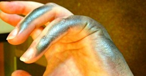 Struggle of left handed people