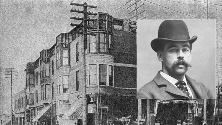 H.H. Holmes' Hotel