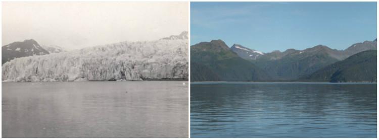McCarty Glacier, Alaska