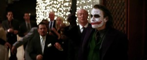Michael Caine forgot his lines while shooting with Heath Ledger