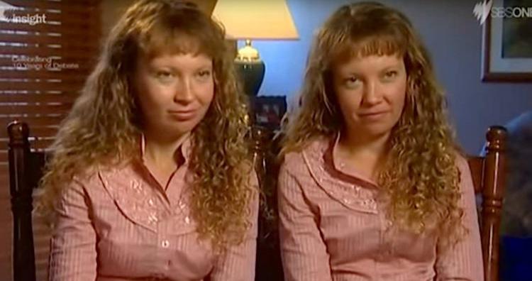 twins who speak in unison