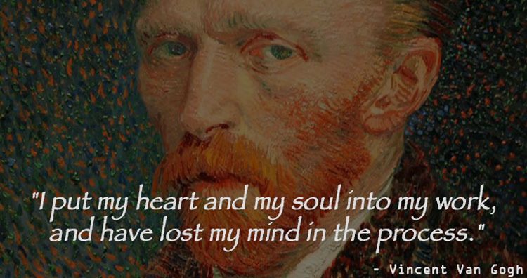 Vincent Van Gogh Facts