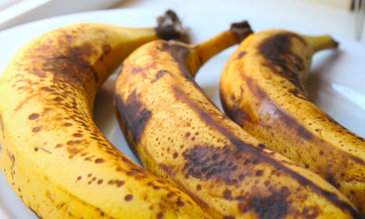 Dark Spotted Bananas
