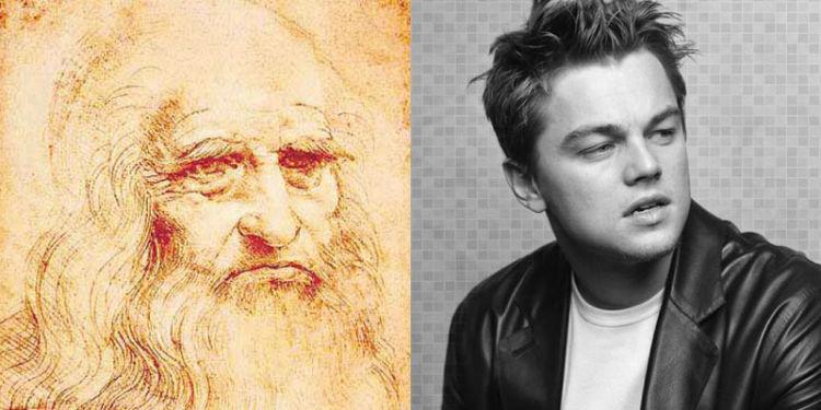 Leonardo DiCaprio was named after Leonardo da Vinci