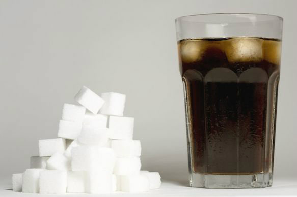 soft drinks result in proteinuria