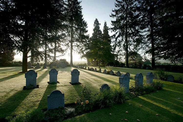 St Symphorien Cemetery Hainaut, Belgium