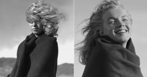 20 years old Marilyn Monroe