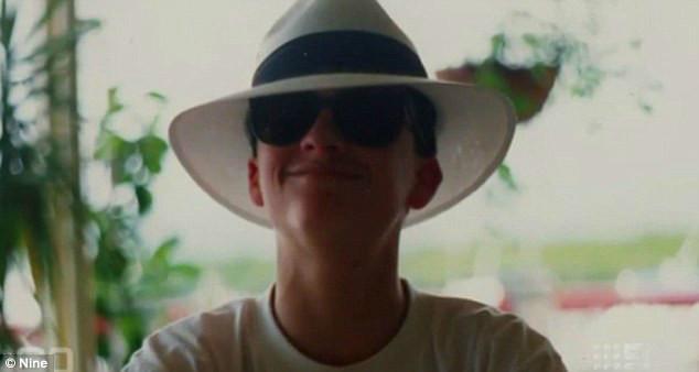 Alex at 15