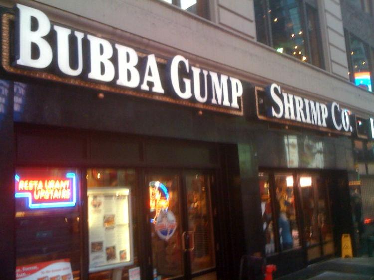 Bubba Gump Shrimp Co. Restaurant