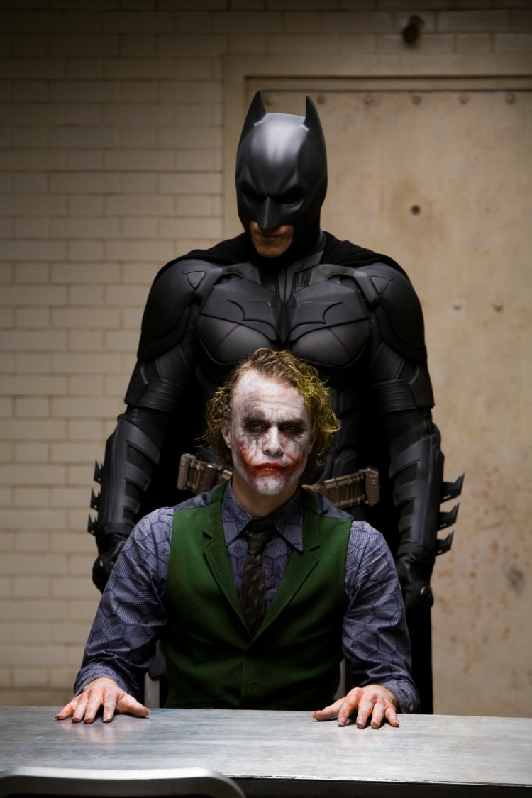 Dark Knight Bale & Ledger