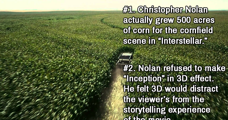Facts About the Famous Movies