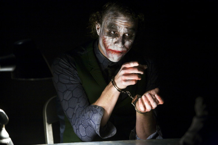 Heath Ledger Dark Knight