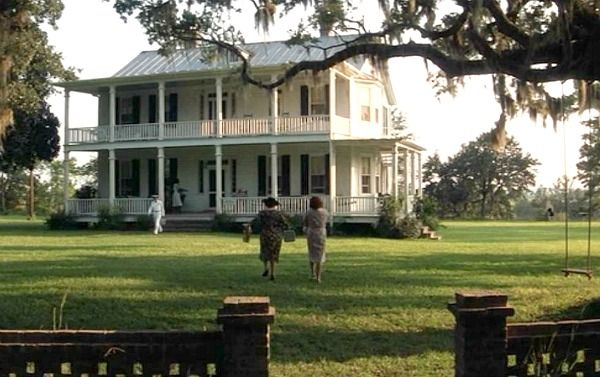 House used in forrest gump
