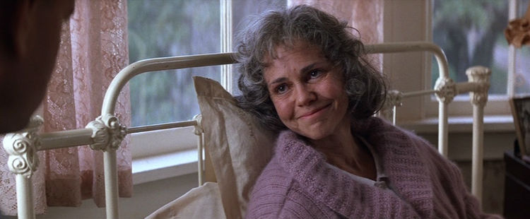 Sally Field who plays Tom Hanks' mother