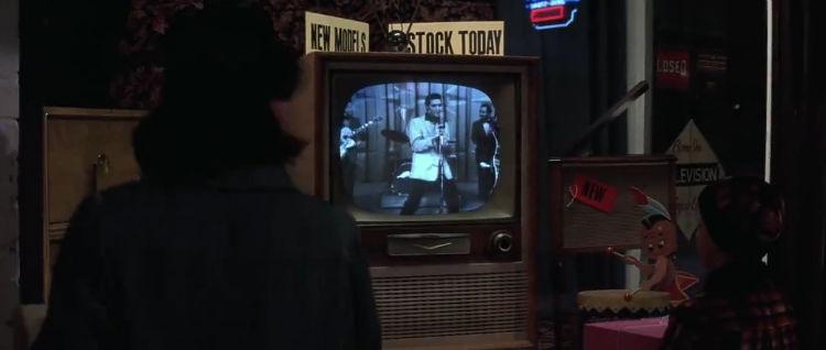 Kurt Russel voiced Elvis