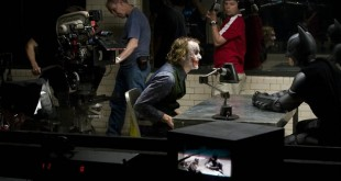 Interrogation scene from The Dark Knight
