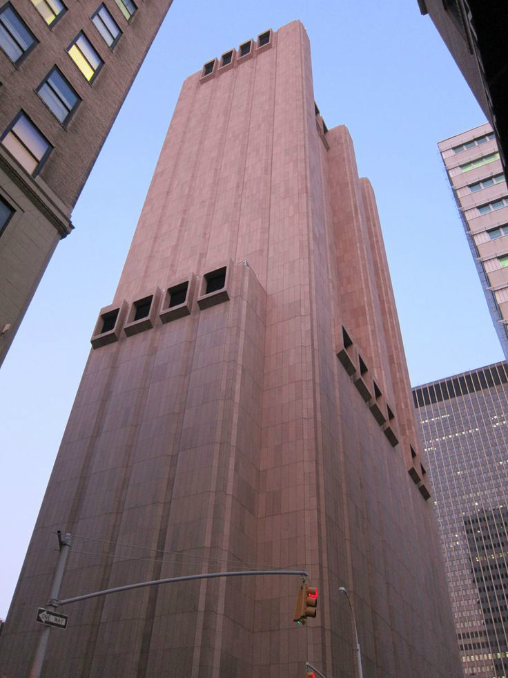 New York Long Lines Building