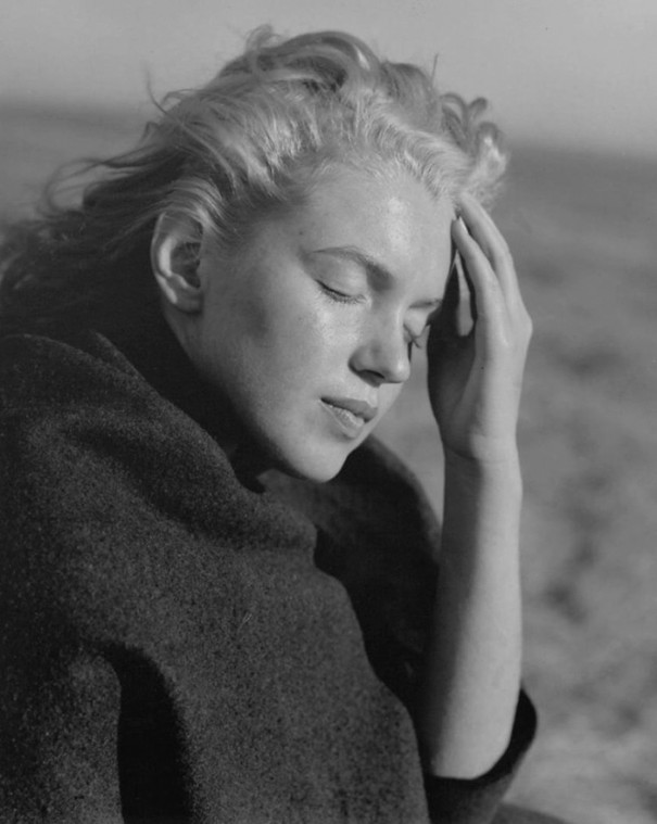 Young Marilyn Monroe
