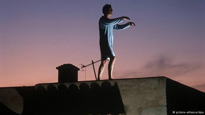 sleepwalking on roof