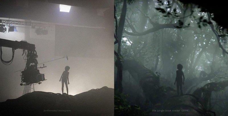 CGI rendering