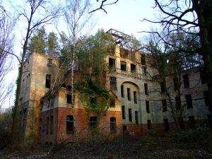 Beelitz-Heilstätten pictures
