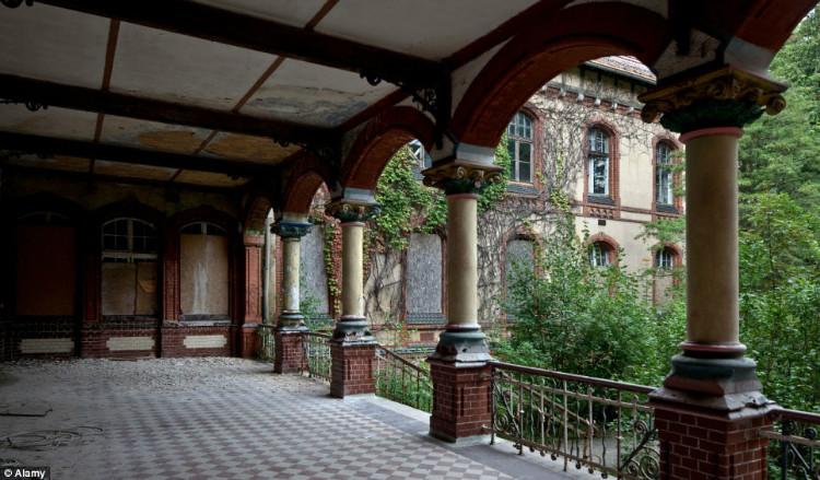 Beelitz- Heilstätten