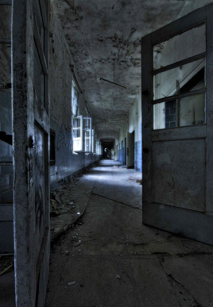 Beelitz Heilstätten Pictures